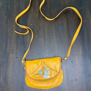 Marc by Marc Jacobs Petal to the Metal small crossbody purse